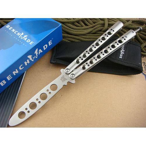 Нож бабочка тренировочная Benchmade BM40