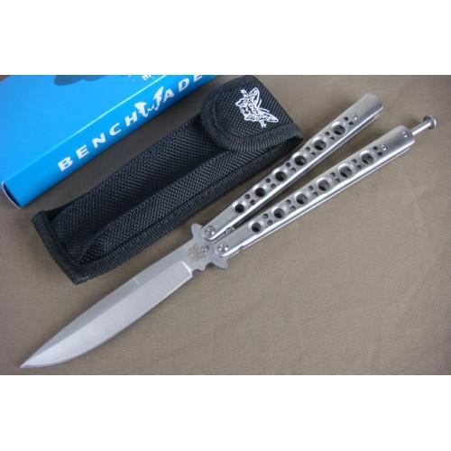 Нож бабочка Benchmade BM42 440C
