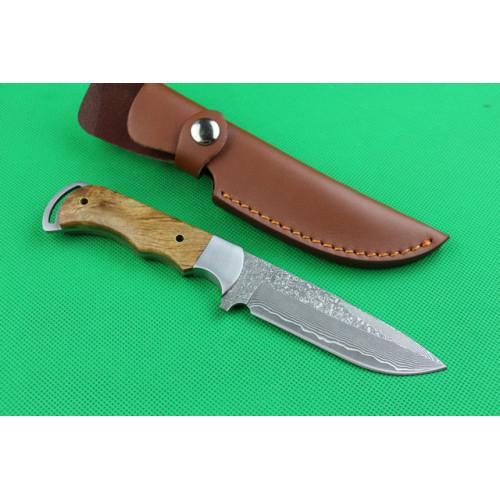 Нож Bloody fox Damascus