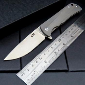 Нож CH 3001 Titanium