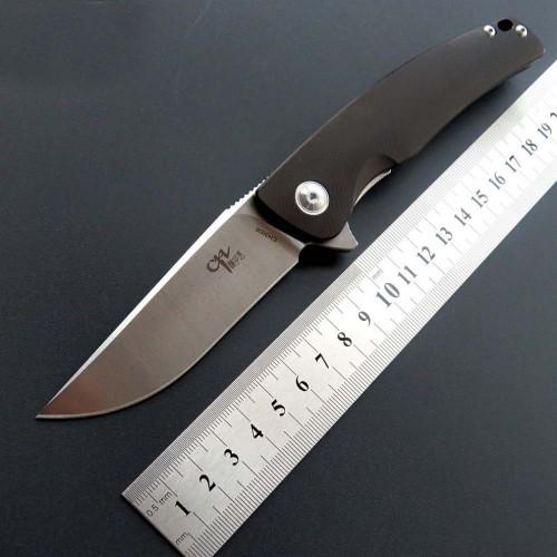 Нож CH 3006 Aluminum 154CM