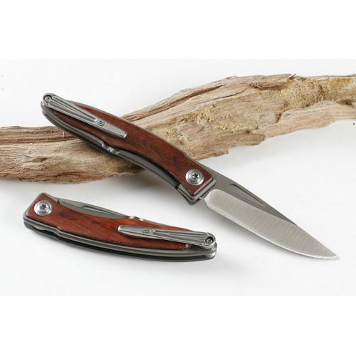 Нож Chris Reeve Sebenza Wood