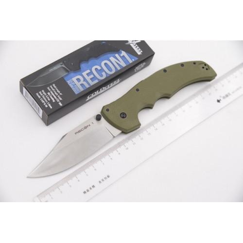 Нож Cold Steel Recon 1 Clip point Silver