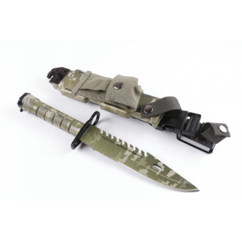 Нож D8 Camo Dog