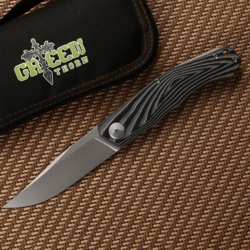 Нож Green Thorn Pero G-10 D2