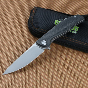 Нож Green Thorn F3NS Carbon D2