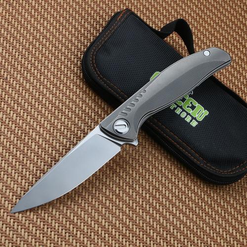 Нож Green Thorn F3NS TC4 Titan D2