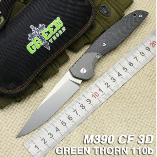 Нож Green Thorn 110B M390
