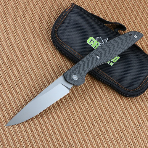 Нож Green Thorn 110B D2