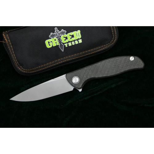 Нож Green Thorn Hati Carbon D2