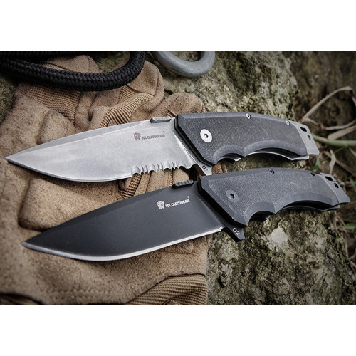 Нож HX Outdoors TD-10 D2