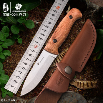 Нож HX Outdoors TD08 Wood fultang
