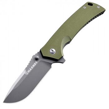 Нож Harnds CK7205GR Warrior Grey D2