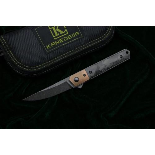Нож Kanedelia Kwaiken Flipper N690