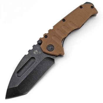 Нож Medford Praetorian G10 Brown