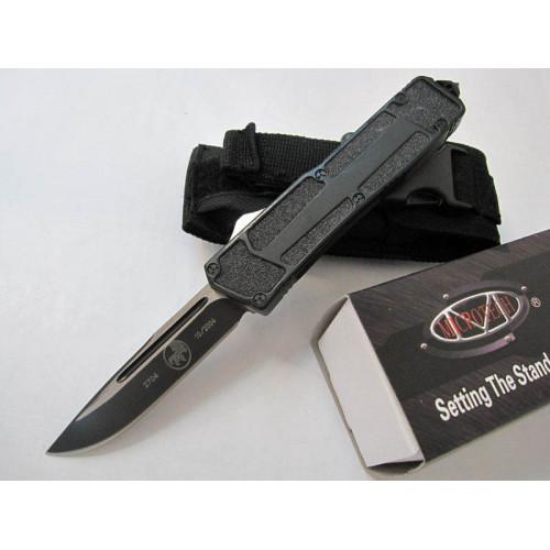 Нож Microtech Scarab Black