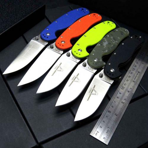 Нож Ontario Rat G10 8CrMoV15