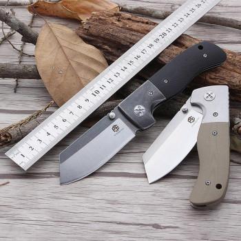 Нож Petrified Fish PF710 Cleaver