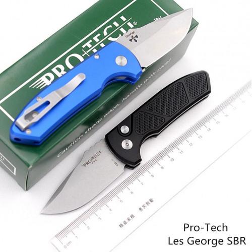 Нож Pro-Tech Les George SBR