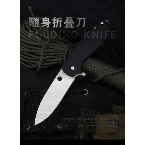 Нож Spyderco Positron C195