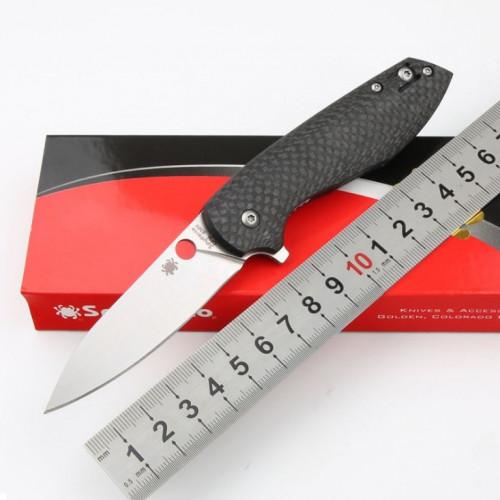 Нож Spyderco C195 Positron Carbon
