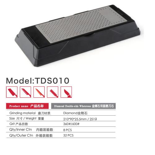 Алмазный камень Taidea TDS010 grit 360/600