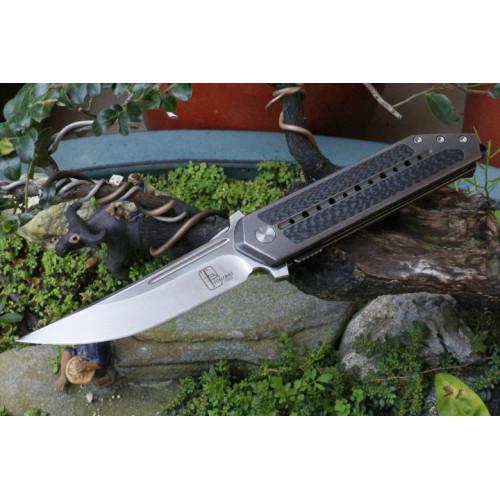 Нож Todd Begg Steelcraft от Bladecut