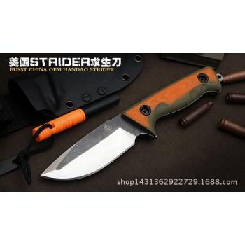 Нож Zero Tolerance Strider G10 D2
