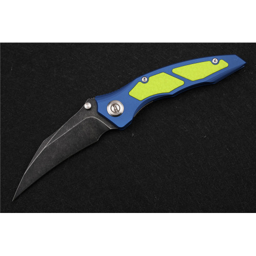 Нож Maxace AL02 Red Qeen BlackWash