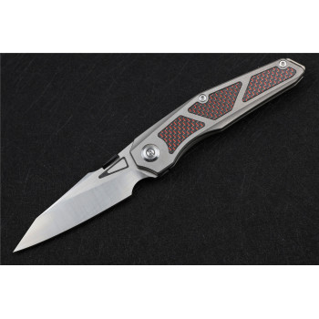 Нож Maxace MG02 Glede Stonewash
